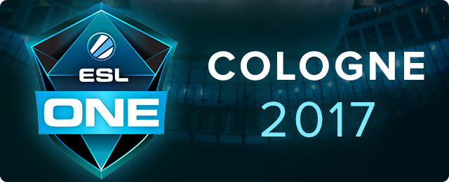 Attended ESL One Cologne 2017