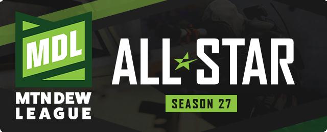 MDL All-Star Season 27
