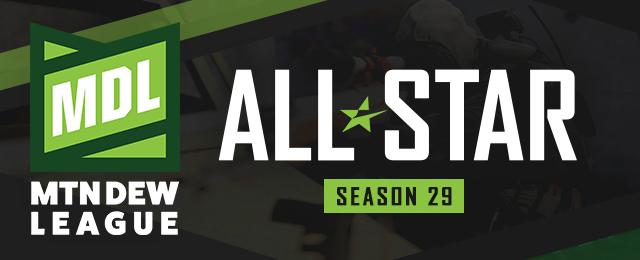 MDL All-Star Season 29