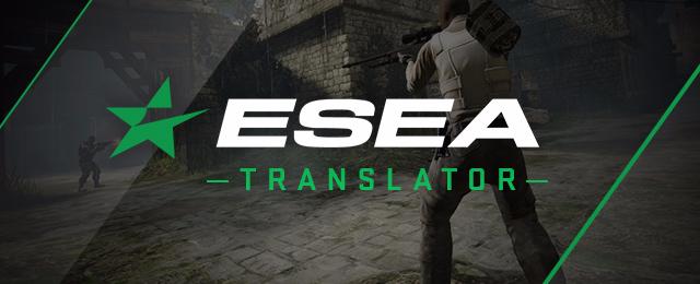 Official ESEA Translator