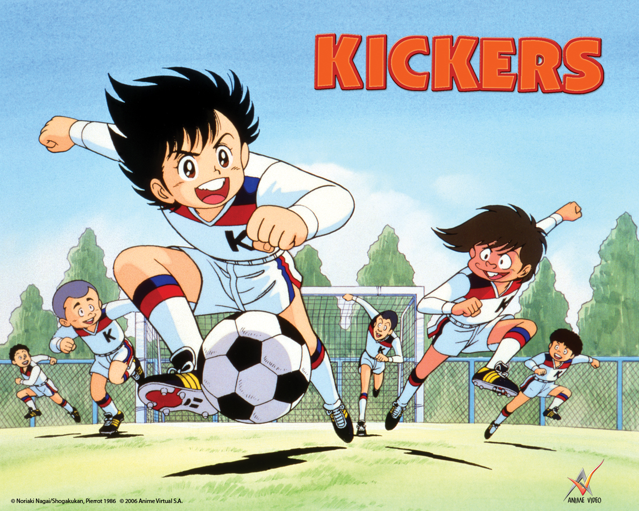 kickers serie stream