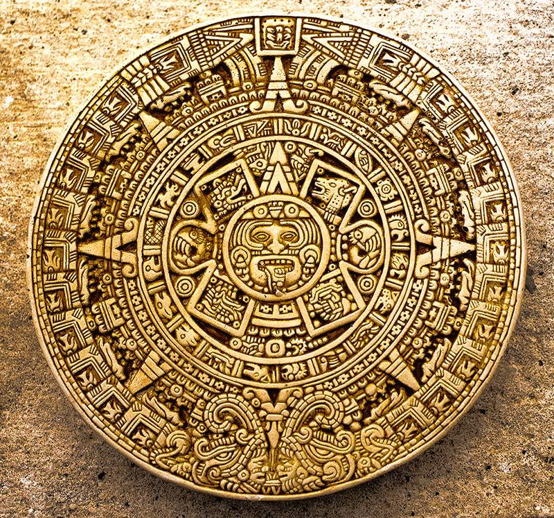 Фото календаря майя